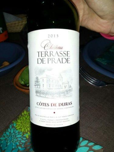 Château Terrasse De Prade Côtes De Duras