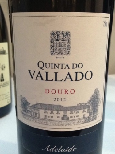 Quinta do vallado douro adelaide tinto 2005 wine info - Quinta do vallado ...