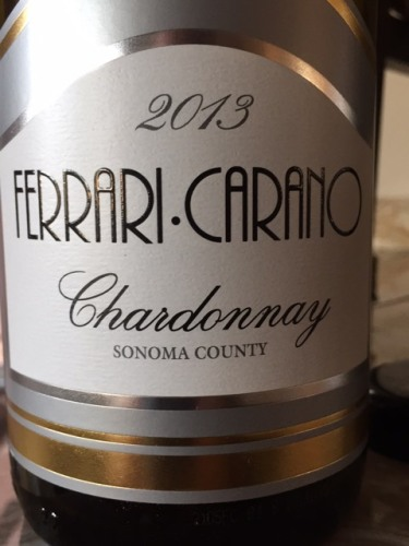 ferrari carano chardonnay 2013 wine info. Cars Review. Best American Auto & Cars Review