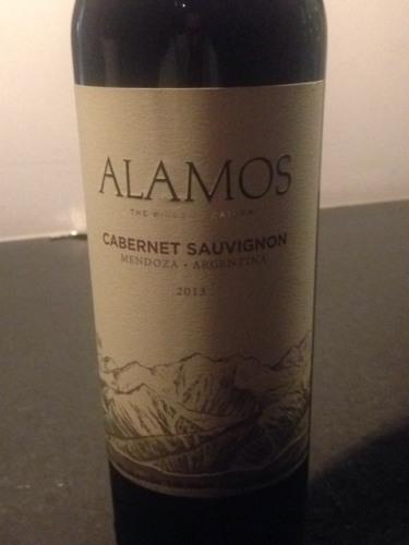 la fenetre c t cabernet sauvignon 2013 wine info