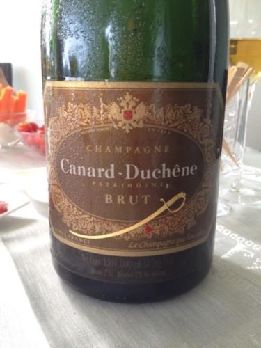 canard duchene champagne brut nv wine info. Black Bedroom Furniture Sets. Home Design Ideas