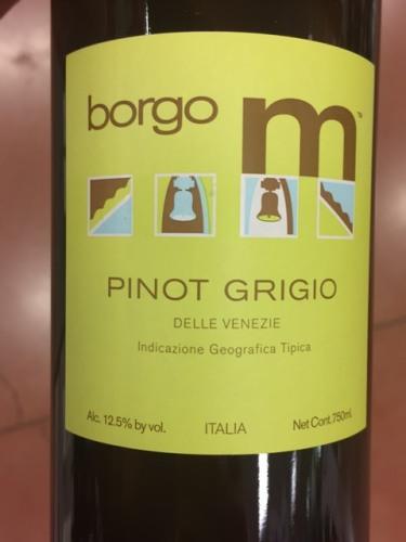 borgo thesis pinot grigio Na wine você encontra fantinel borgo tesis pinot grigio 2014 com ótimo preço  clique, confira e compre online.