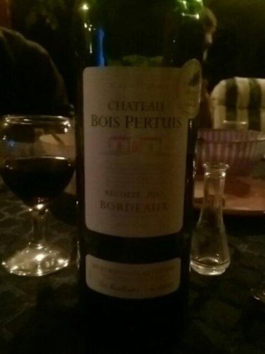 Chateau Bois Pertuis - Bernard Magrez Ch u00e2teau Bois Pertuis Bordeaux 2012 Wine Info
