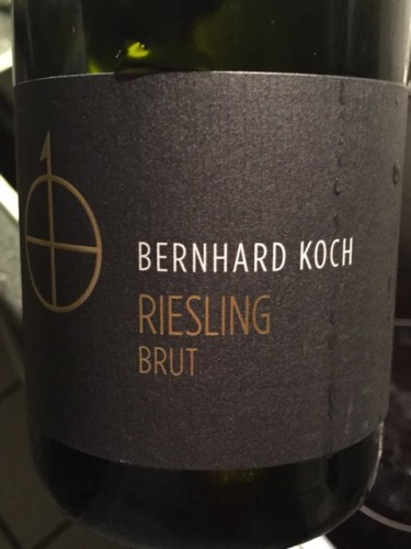 Bernhard koch riesling trocken 2013 wine info for Koch 3 winde