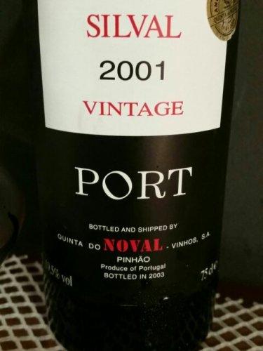 Quinta do noval 2000 silval vintage porto