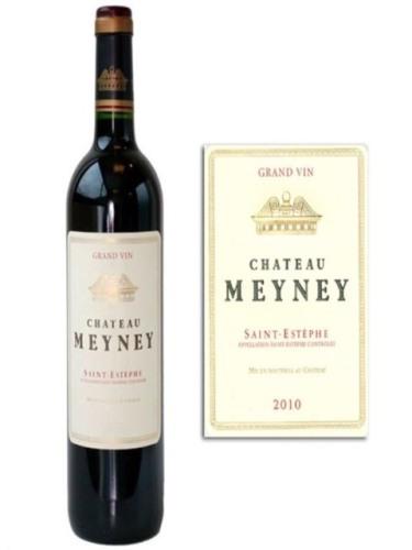 Ch teau meyney saint est phe 2010 for Chateau meyney