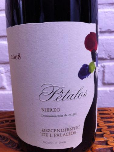 Descendientes De J Palacios Bierzo P 233 Talos Wine Info