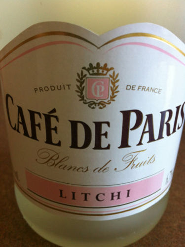Image result for Cafe De Paris lychee