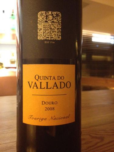 Quinta do vallado touriga nacional douro 2008 wine info - Quinta do vallado ...