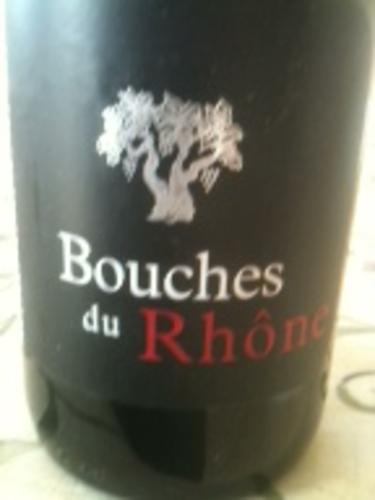 Bouches du rhone cuv e prestige 2014 wine info for Info regionale bouche du rhone