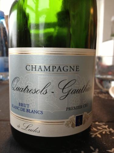 champagne quatresols gauthier