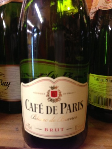 Cafe De Paris Blanc De Blancs Brut Price