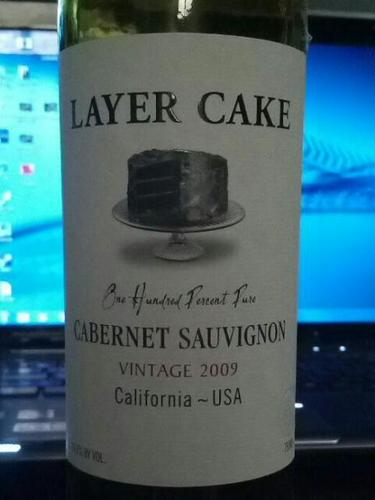 Layer Cake Cabernet Sauvignon  Rating