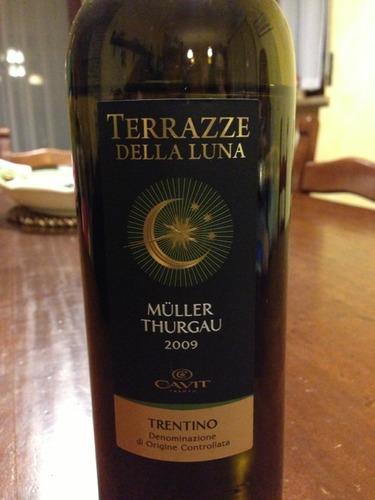 Terrazze della Luna Müller Thurgau | Wine Info