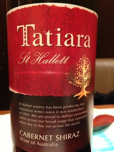St hallett obst single vineyard shiraz 2020