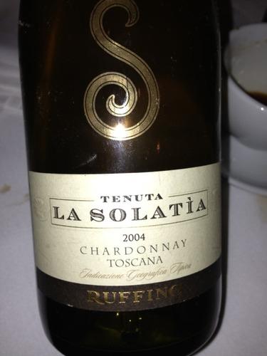 Ruffino La Solatia Chardonnay 2004   Wine Info