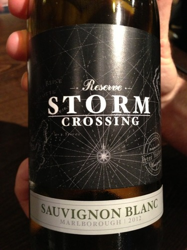 Terms Of Use >> Storm Crossing Reserve Sauvignon Blanc | Wine Info