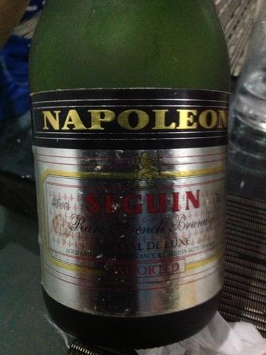 Napoleon seguin nv wine info for Champagne seguin