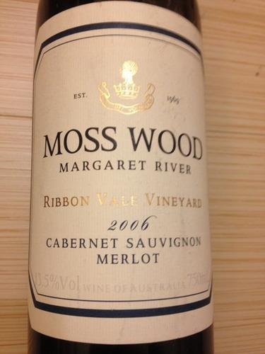 winefire: 2002 Sandalford Margaret River