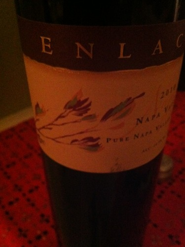 Enlace Napa Valley Red 2010