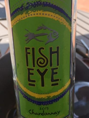 Fish eye south eastern sweet red 2014 wine info for Fish eye wine