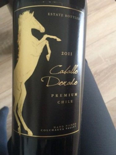 Image result for Caballo Dorado Premium Carmenere Syrah