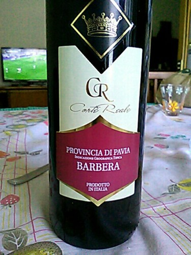 Corte Reale Barbera Provincia Di Pavia Wine Info