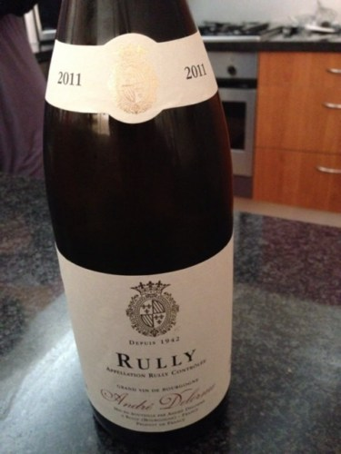 Andre delorme rully varot 2013 wine info - Passion cuisine rully ...