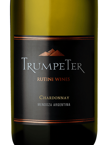 Rutini Trumpeter Chardonnay