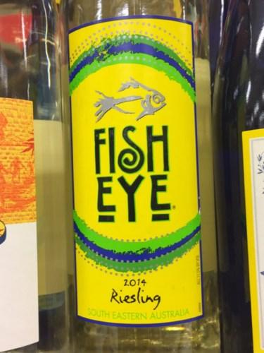 Fish eye south eastern riesling 2012 wine info for Fish eye wine