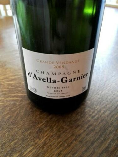 champagne d'avella garnier