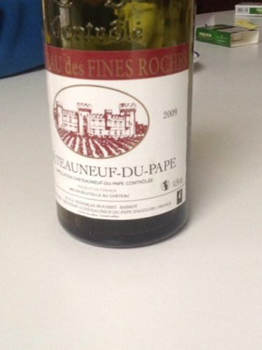 Mousset Barrot Ch u00e2teau Du Bois de La Garde C u00f4tes du Rh u00f4ne Rosé 2014 Wine Info # Chateau Du Bois De La Garde