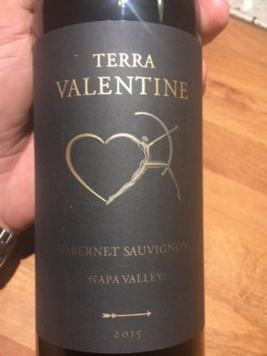 Terra Valentine Cabernet Sauvignon Napa Valley 2015 | Wine Info