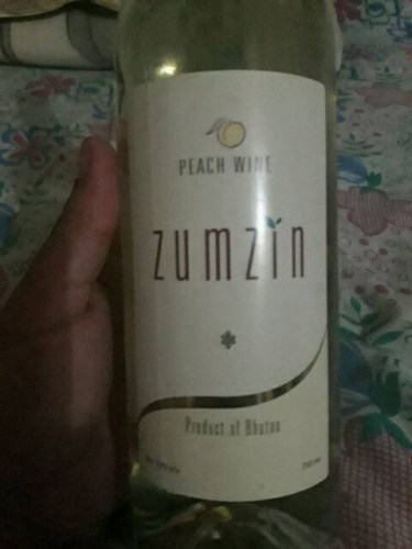 Peach Wine Zumzin Wine Info