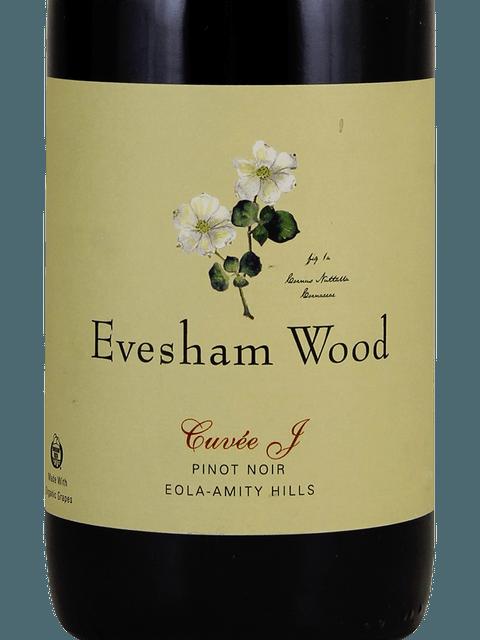 Evesham Wood Cuvée J Pinot Noir | Wine Info