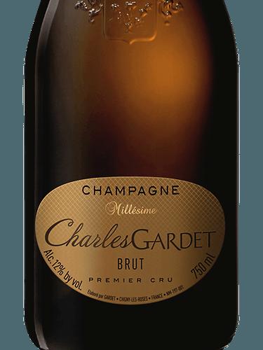 Champagne millesime charles gardet 2002