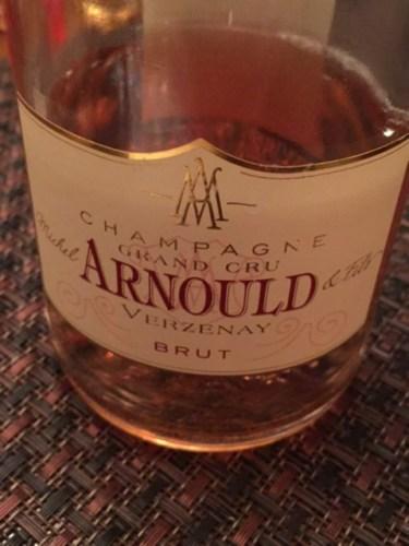 arnould champagne verzenay grand cru brut nv wine info. Black Bedroom Furniture Sets. Home Design Ideas