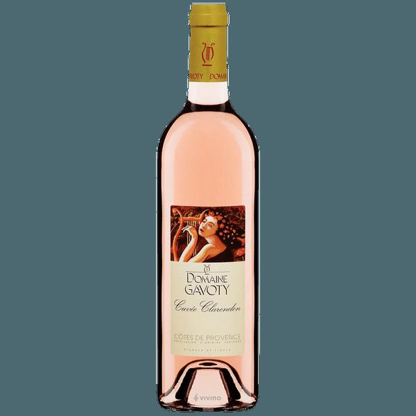 Gavoty Cuvée Clarendon Côtes de Provence Rosé   Vivino