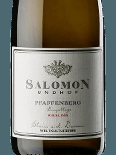 38a6667a92aa Salomon Undhof Pfaffenberg Riesling 2006