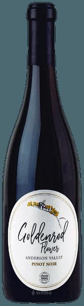 Replica Goldenrod Flower Pinot Noir Wine Info