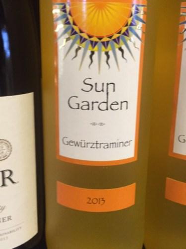 Sun garden riesling 2015 wine info Sun garden riesling