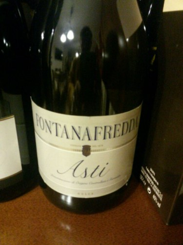 Fontanafredda Asti Vintage 2008 Wine Info
