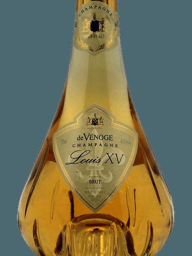 De Venoge Louis XV Brut Champagne 1996   Wine Info