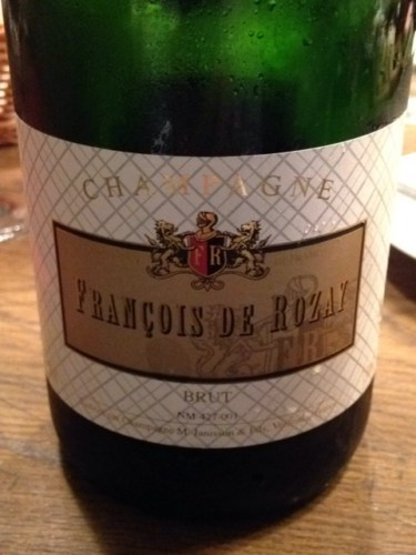 Francois de rozay champagne brut wine info for What is rozay drink