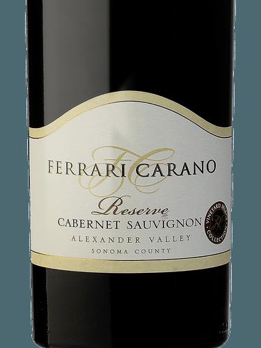 Ferrari Carano Reserve Cabernet Sauvignon NV | Wine Info