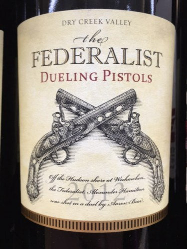 the federalist dueling pistols 2016