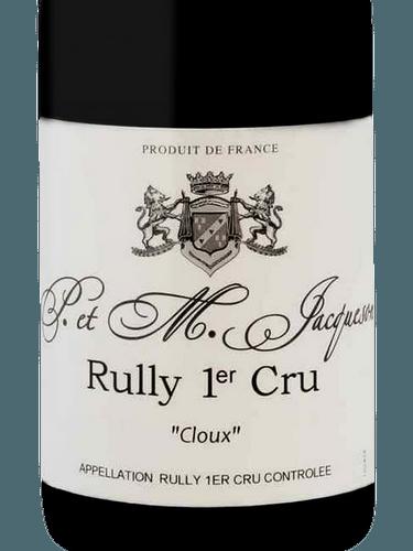 Domaine Jacqueson Rully 1er Cru  Cloux    Wine Info 33e931a86cda