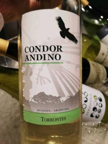 Andean Vineyards Condor Andino Torrontés 2014