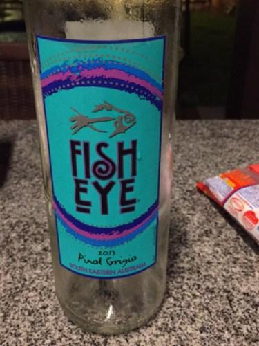 Fish eye california pinot grigio wine info for Fish eye wine