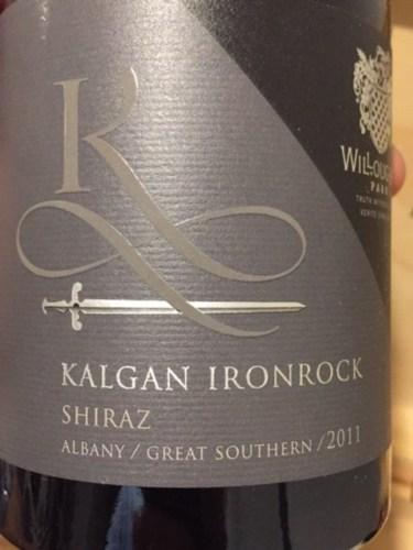 Willoughby Park Kalgan Ironrock Shiraz 2011 Wine Info